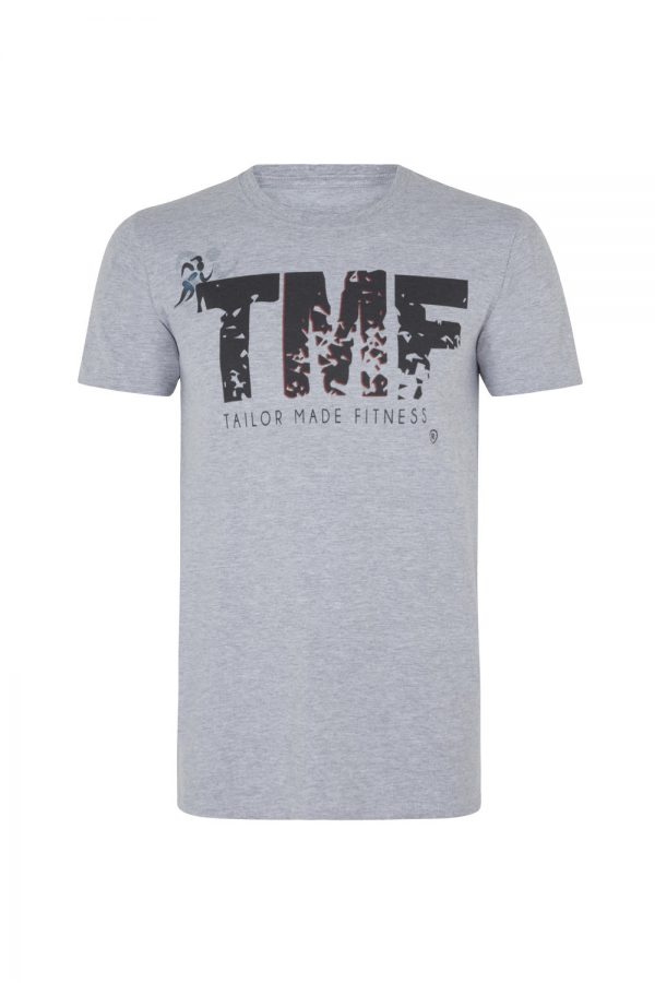 Grey T-Shirt TMF