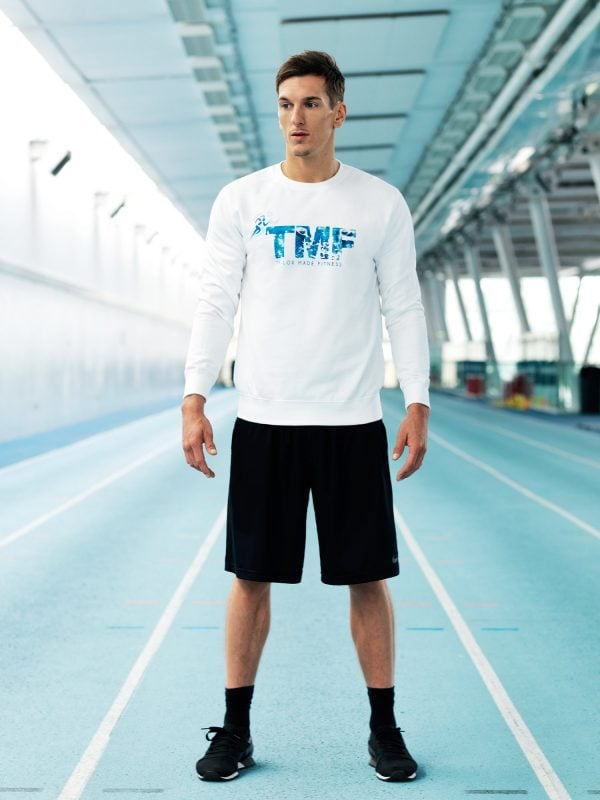 TMF Blue Focus Sweatshirt