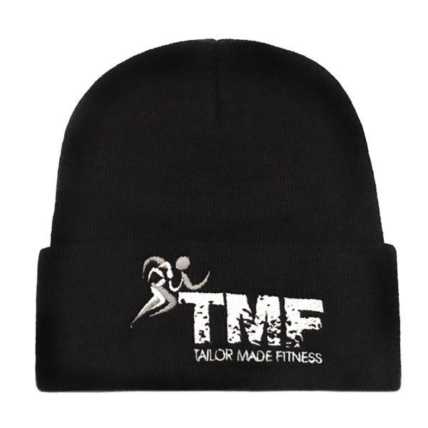 Black & White Ski Hat